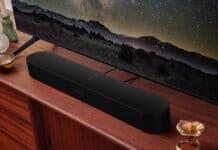 Die neue Sonos Beam Soundbar 2021 mit Dolby Atmos (Gen. 2)