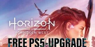 """Das PS5-Upgrade für die PS4-Version von """"Horizon: Forbidden West"""" liefert Sony kostenlos!"""