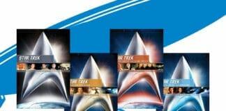 Star Trek 1-4 jetzt günstig auf iTunes in 4K+Dolby Vision leihen/kaufen
