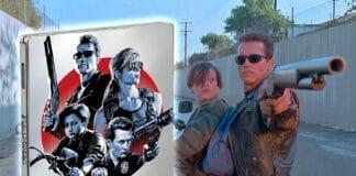 Limitiert und vorbestellbar: Terminator 2 - 4K Blu-ray Steelbook