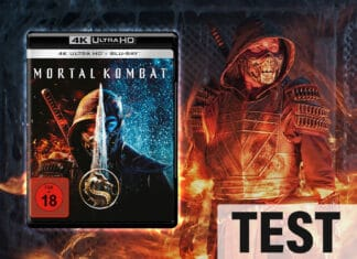 Mortal Kombat (2021) im 4K Blu-ray Test