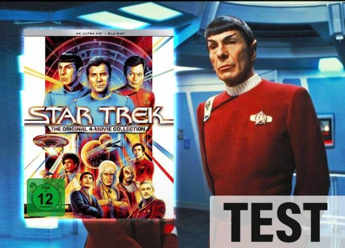 Star Trek: Der Zorn des Kahn auf 4K Blu-ray im Test