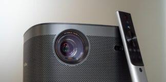 Test Xgimi Horizon Pro 4K HDR Projektor