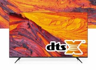 Vestel kann seine TVs mit DTS:X ausstatten.