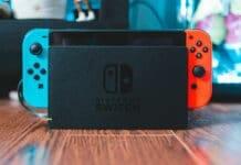4K Upscaling Chip Dock Switch OLED Nintendo
