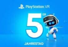 5 Jahre hat PlayStation VR auf dem Buckel: Zur Feier gibt es kostenlose Spiele!