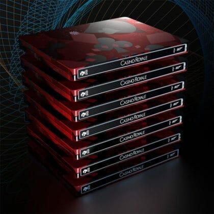 Und einer dieser schicken 4K Blu-ray Steelbook-Cases