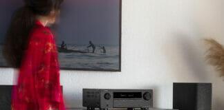Der neue AVR-X1700H 8K-AV-Receiver mit HDMI 2.1