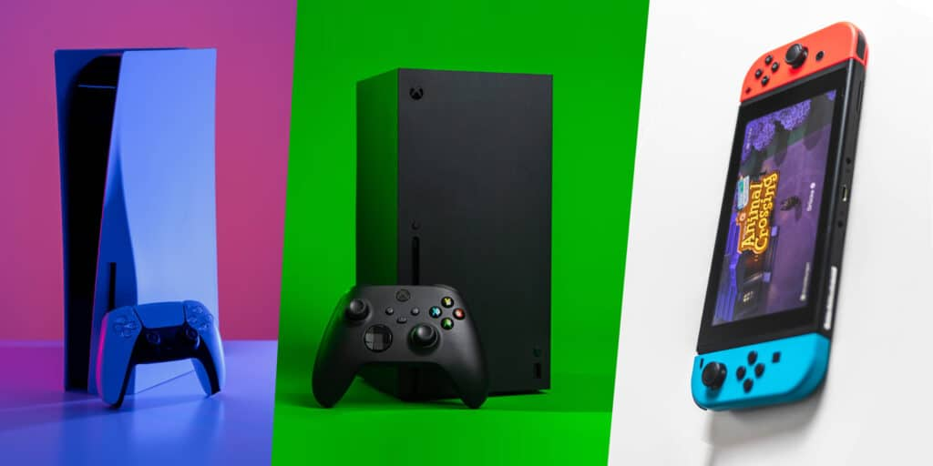 Heiß begehrt: Die PlayStation 5, Xbox Series X und die neue Switch mit OLED-Display