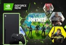 Geforce Now Game-Streaming ist jetzt auch über die Xbox Series X / S möglich!