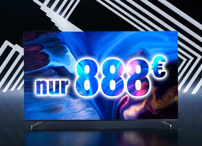 Ein 4K OLED TV mit 55 Zoll für nur 888 Euro? So günstig ist der Coocaa S8M