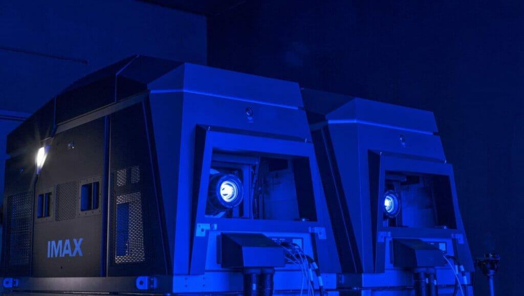 Zwei Barco Laser-4K-Projektoren präsentierten mir vielleicht das beste 3D-Erlebnis das ich je erlebt habe