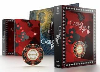 "Limitiertes 4K Blu-ray Steelbook zu ""James Bond: Casino Royale"""