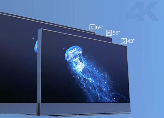 Leak Sky Glass IPTV 4K QLED Fernseher