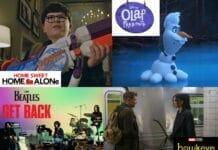 Die November Neuheiten auf Disney+