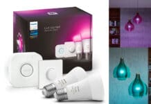 Neue Philips Hue Starter Packs sowie ganz neue Produkte wie der Hue Play Gradient Light Tube!