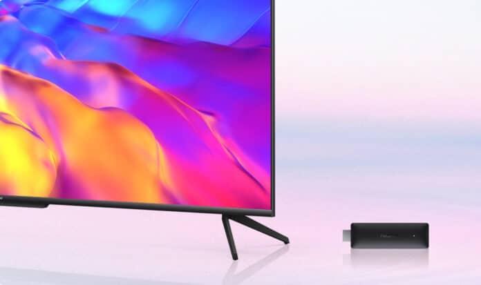 realme hat einen eigenen 4K-Stick mit Android TV vorgestellt.