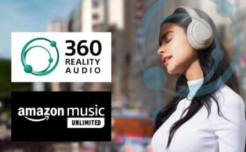 Amazon Music Unlimited: Gratis-Upgrade vieler Musikstücke auf Sony 360 Reality Audio