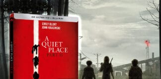 Test A Quiet Place 2 4K Blu-ray