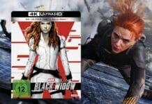 Verschenktes Potenzial: Marvels Black Widow auf 4K Blu-ray