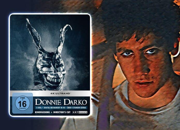 Test Donnie Darko 4K UHD Blu-ray