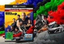 Fast and Furious 9 (FF9) auf 4K UHD Blu-ray im Test