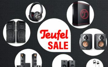 Der große Teufel Sale: Teufel reduziert drastisch und verschickt versandkostenfrei!