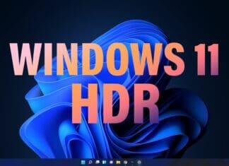 Windows 11: Neue HDR-Einstellungen und ein Auto-HDR-Modus für Games